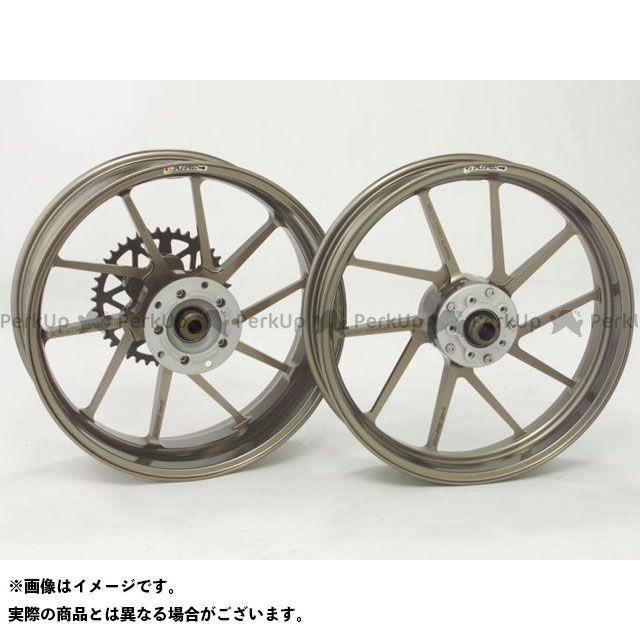 GALESPEED ニンジャ900 ホイール本体 TYPE-R リア(550-17) クォーツ仕様 ブロンズ