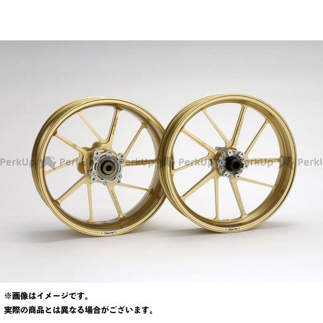 【エントリーで更にP5倍】GALESPEED CBR1000RRファイヤーブレード ホイール本体 TYPE-M フロント(350-17) クォーツ仕様 カラー:ゴールド ゲイルスピード