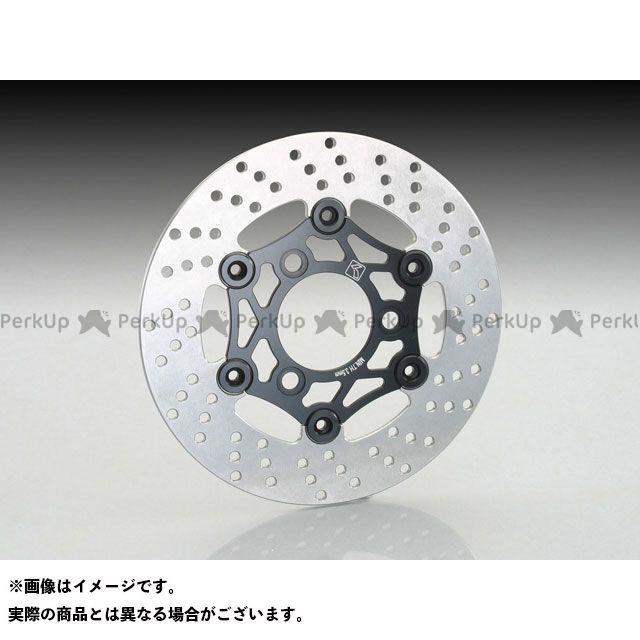 キタコ KITACO ディスク フローティングディスクローター ブラック/ブラック