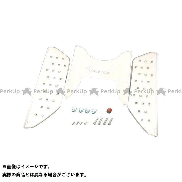 【無料雑誌付き】KITACO ズーマーX フロアボード・ステップボード ステップボード キタコ