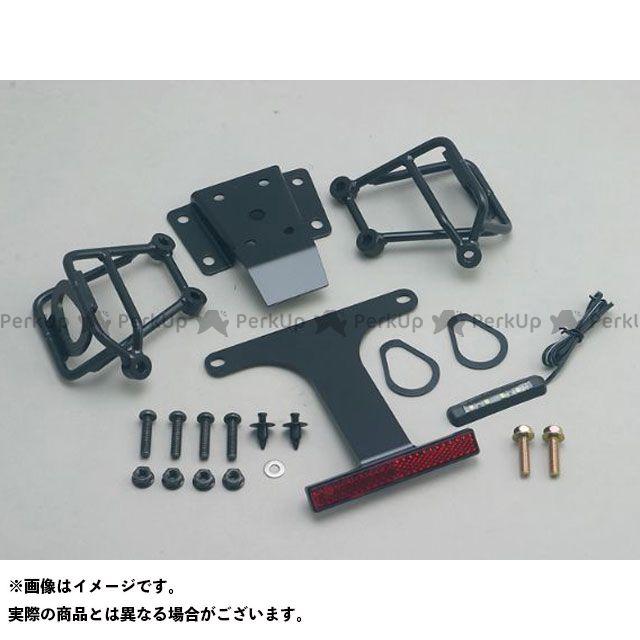 【エントリーで最大P21倍】ADIO MT-07 フェンダー フェンダーレスキット スリムリフレクター付き アディオ