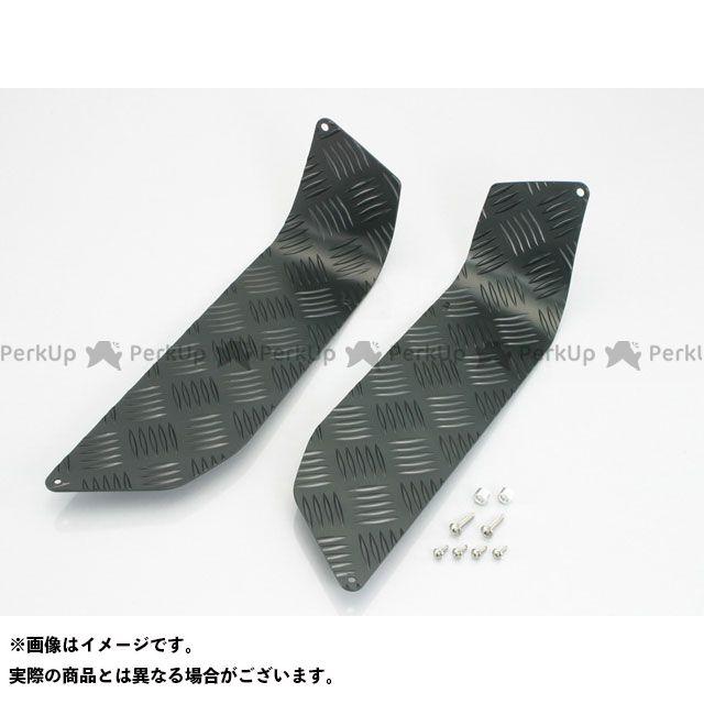 【無料雑誌付き】KITACO ビーウィズ フロアボード・ステップボード ステップボード カラー:ブラック キタコ