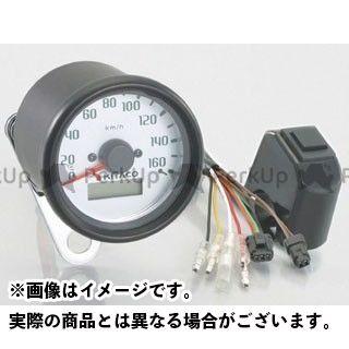 【エントリーで最大P23倍】KITACO 汎用 スピードメーター 電気式スピードメーター φ60 キタコ