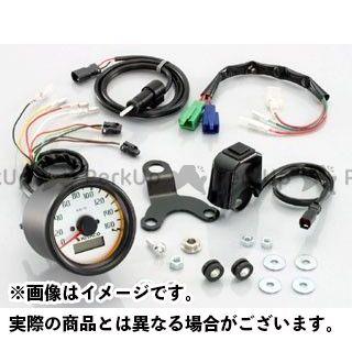 キタコ KITACO スピードメーター メーター KITACO ズーマー スピードメーター φ60 電気式スピードメーターキット キタコ