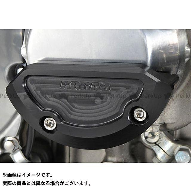 AGRAS CB1100 CB1300スーパーフォア(CB1300SF) スライダー類 レーシングスライダー パルサーB カラー:ジュラコン/ブラック アグラス
