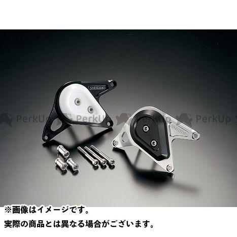 【無料雑誌付き】AGRAS CBR600RR スライダー類 レーシングスライダー クラッチA カラー:ジュラコン/ホワイト アグラス