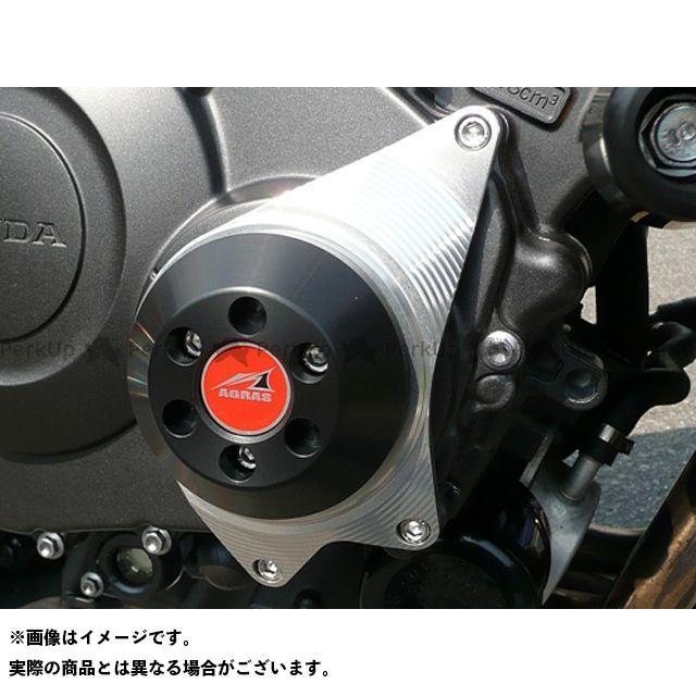 AGRAS CB1000R スライダー類 レーシングスライダー クランクC カラー:ジュラコン/ブラック アグラス