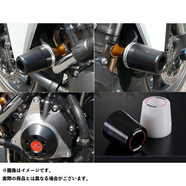 AGRAS CB1000R スライダー類 レーシングスライダー 3点SET 50φ ジェネC カラー:ジュラコン/ブラック タイプ:ロゴ有 アグラス