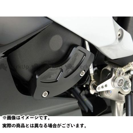 AGRAS YZF-R6 スライダー類 レーシングスライダーL カラー:ホワイト アグラス