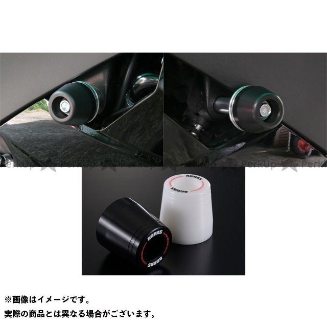 【エントリーで最大P21倍】AGRAS YZF-R6 スライダー類 レーシングスライダー フレーム カラー:ジュラコン/ブラック タイプ:ロゴ有 アグラス