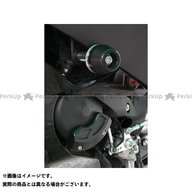 AGRAS YZF-R6 スライダー類 レーシングスライダー 3点SET L カラー:ジュラコン/ホワイト タイプ:ロゴ無 アグラス