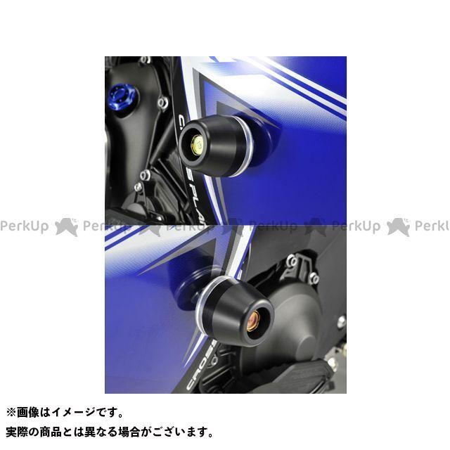【エントリーで最大P21倍】AGRAS YZF-R1 スライダー類 レーシングスライダー フレーム カラー:ジュラコン/ブラック タイプ:ロゴ無 アグラス
