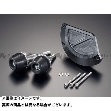 AGRAS GSR400 GSR600 スライダー類 レーシングスライダー 3点SET B カラー:ジュラコン/ブラック タイプ:ロゴ無 アグラス
