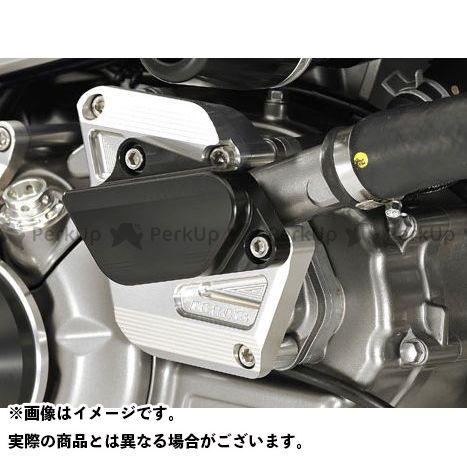AGRAS グラディウス400 スライダー類 レーシングスライダー ウォーターポンプ カラー:ジュラコン/ブラック アグラス