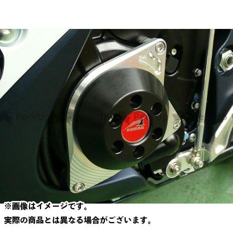 AGRAS GSX-R600 GSX-R750 スライダー類 レーシングスライダー ジェネレーターA カラー:ジュラコン/ブラック アグラス