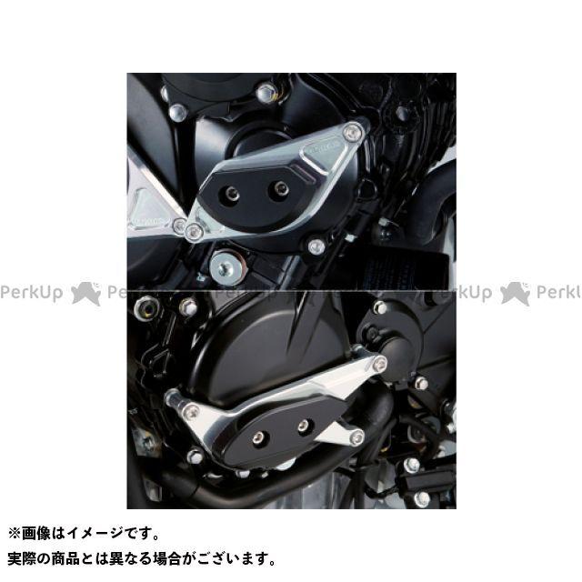 AGRAS GSR750 スライダー類 レーシングスライダー 2点SET スターターA+ジェネレーターA ジュラコン/ブラック アグラス