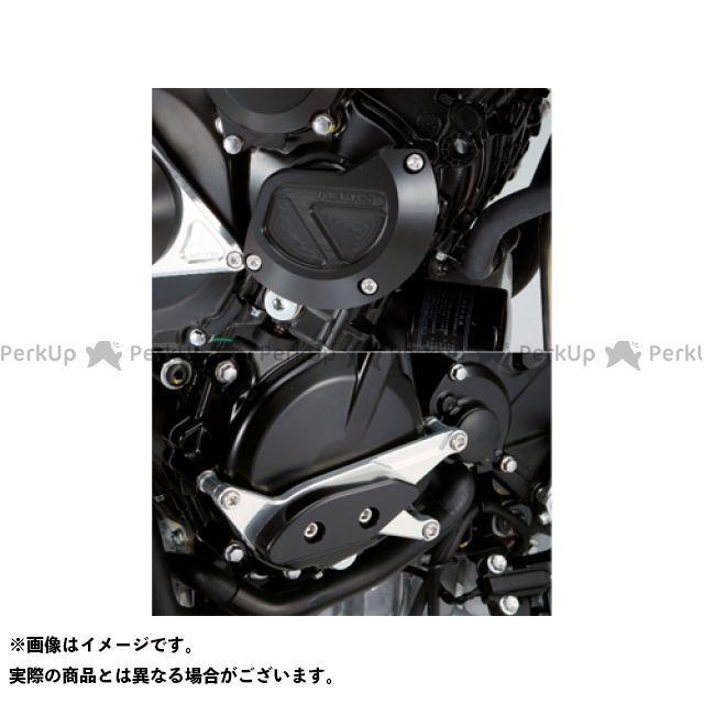 AGRAS GSR750 スライダー類 レーシングスライダー 2点SET スターターB+ジェネレーターA ジュラコン/ブラック アグラス