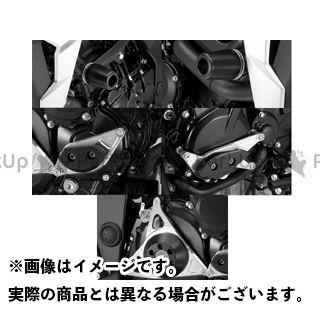 AGRAS GSR750 スライダー類 レーシングスライダー 5点SET フレームφ50+スターターA+ジェネレーターA+クラッチ タイプ2 カラー:ジュラコン/ホワイト タイプ:ロゴ無 アグラス