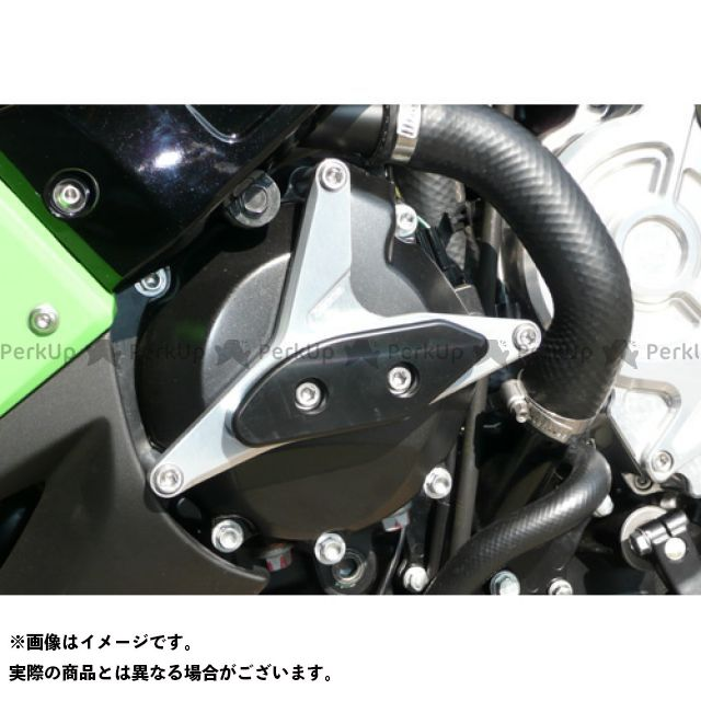 AGRAS ニンジャZX-10R スライダー類 レーシングスライダー スターターA カラー:ジュラコン/ブラック アグラス