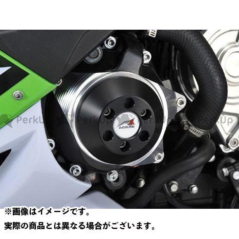 AGRAS ニンジャZX-10R スライダー類 レーシングスライダー スターターC カラー:ジュラコン/ホワイト アグラス