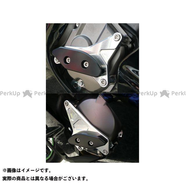 【エントリーで更にP5倍】AGRAS ニンジャZX-10R スライダー類 レーシングスライダー 2点SET A カラー:ジュラコン/ホワイト アグラス