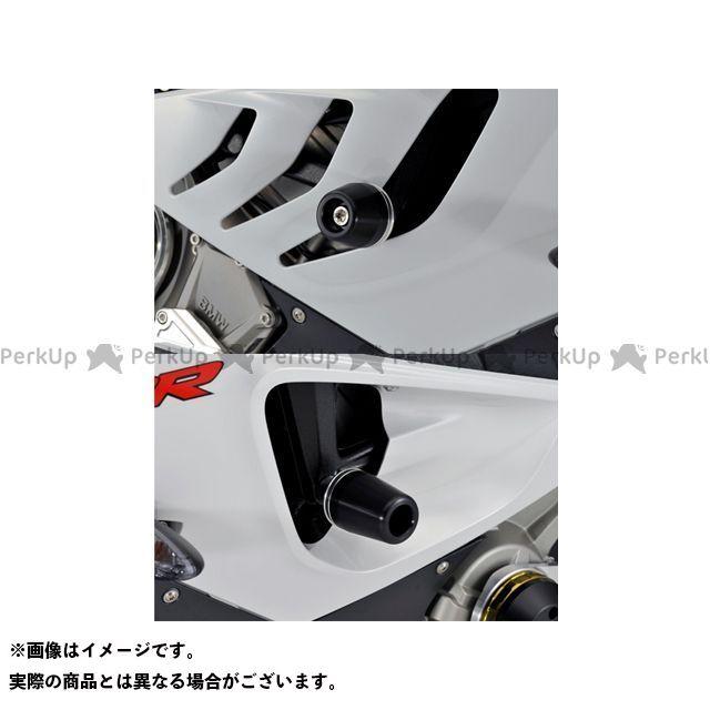 AGRAS S1000RR スライダー類 レーシングスライダー フレーム カラー:ジュラコン/ホワイト タイプ:ロゴ無 アグラス
