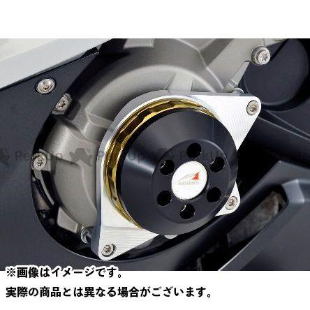 【エントリーでポイント10倍】 アグラス S1000RR スライダー類 レーシングスライダー ジェネレーターA シルバー/ブラック