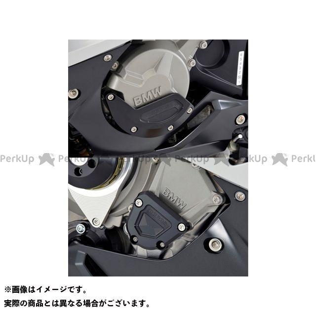 AGRAS S1000RR スライダー類 レーシングスライダー 2点SET ジェネレーターB+クランクB カラー:ジュラコン/ブラック アグラス