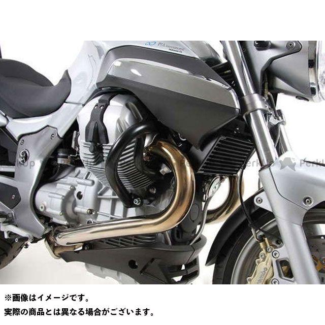 送料無料 HEPCO&BECKER 1200スポルト ブレヴァ1100 エンジンガード エンジンガード(ブラック)