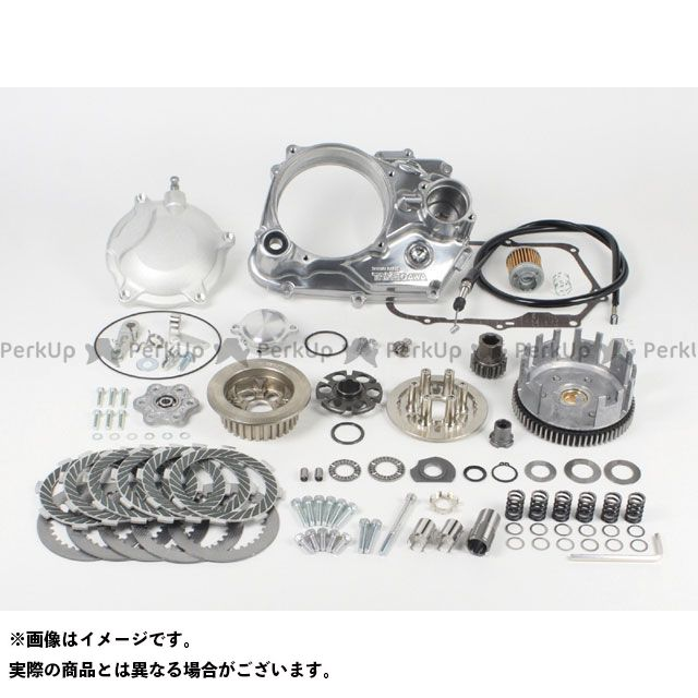 送料無料 TAKEGAWA ゴリラ モンキー クラッチ ノーマルメインシャフト用スペシャルクラッチキット TYPE-R(ワイヤー式)