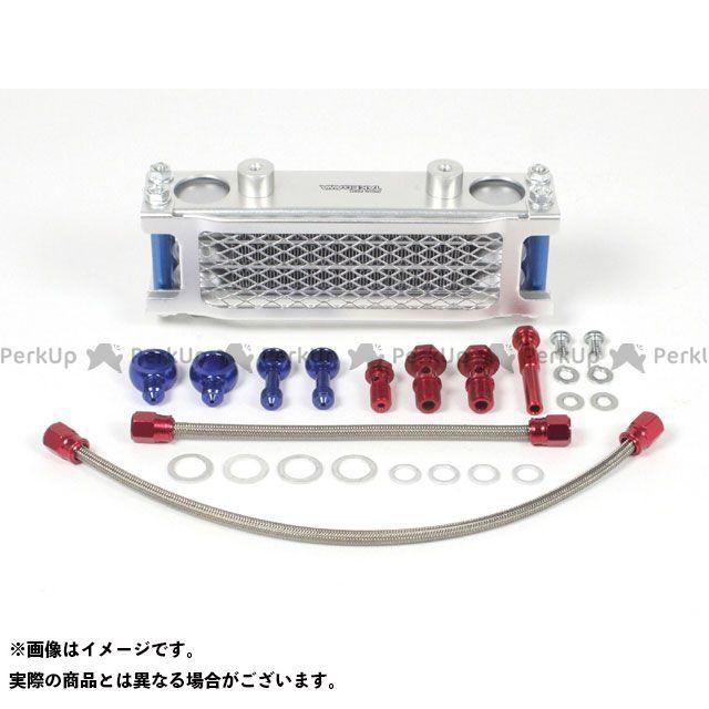 SP武川 TAKEGAWA オイルクーラー 冷却系 TAKEGAWA グロム オイルクーラー コンパクトクールキット(3FIN/スリムライン/エアフィルター装着車用)  SP武川