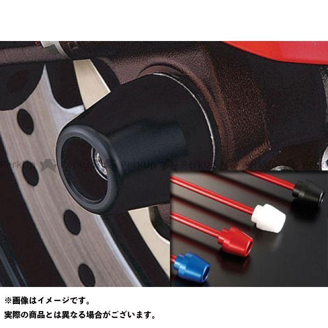 AGRAS YZF-R1 YZF-R6 その他サスペンションパーツ フロントアクスルプロテクター コーンタイプ 仕様:ジュラコン カラー:ブラック アグラス