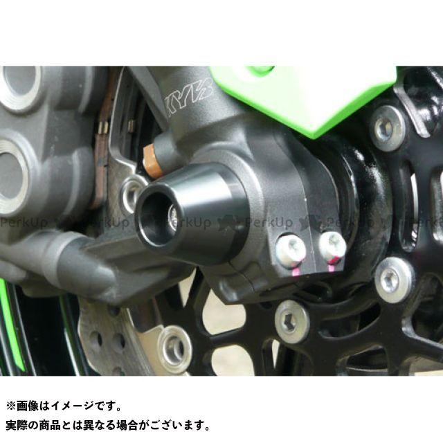 AGRAS ニンジャZX-10R ニンジャZX-6R その他サスペンションパーツ アクスルプロテクター コーンタイプ 仕様:ジュラコン カラー:ホワイト アグラス