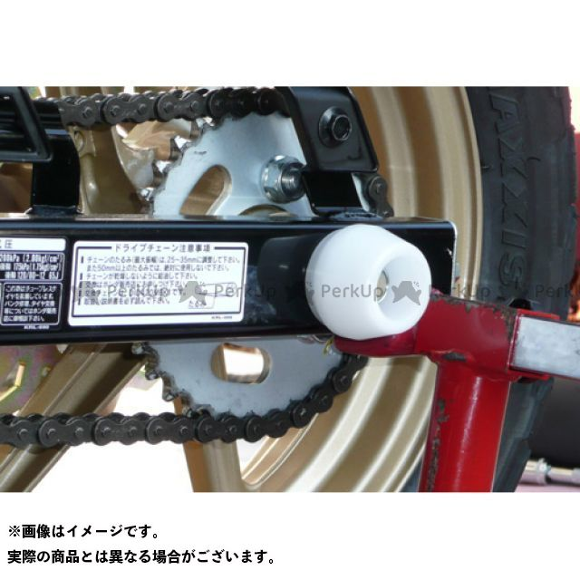AGRAS NSF100 その他サスペンションパーツ リアアクスルプロテクター カラー:ブラック アグラス