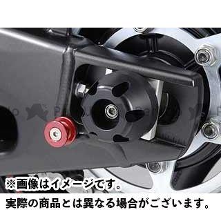 AGRAS YZF-R1 その他サスペンションパーツ リアアクスルプロテクター(ブラック) アグラス