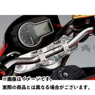 AGRAS GSR750 トップブリッジ関連パーツ トップブリッジ ハンドルアッパーブラケット無し アグラス