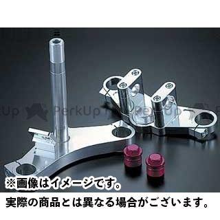 AGRAS モンキー トップブリッジ関連パーツ TOP&ステムセット(30パイフォーク用) ロックステー付き