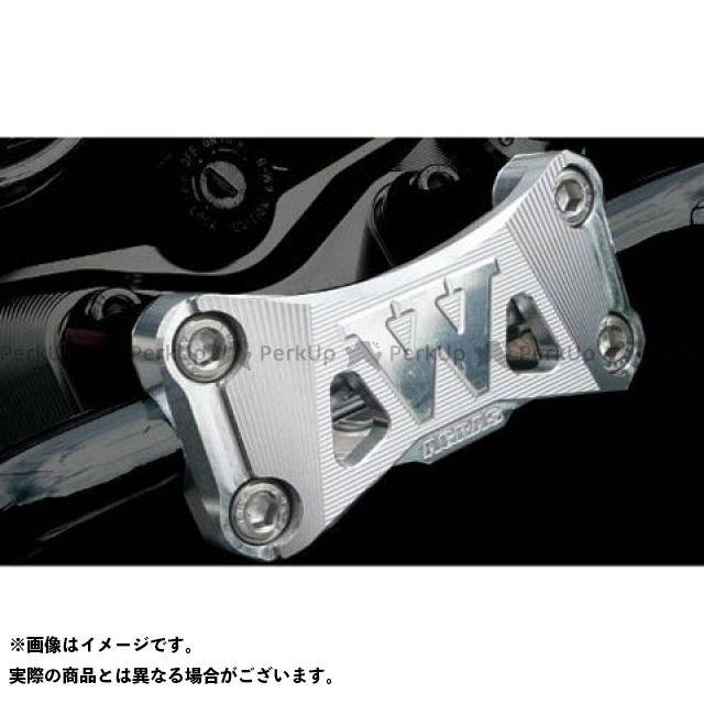 AGRAS W800 ハンドル周辺パーツ ハンドルアッパーブラケット シルバー