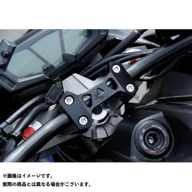 AGRAS Z800 ハンドル周辺パーツ ハンドルアッパーブラケット ブラック