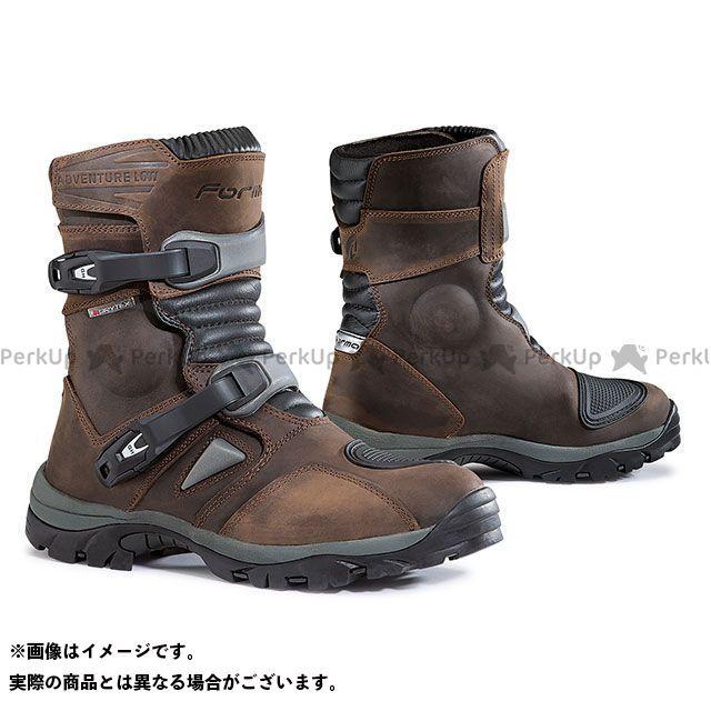 フォーマ オフロードブーツ ADVENTURE LOW ブーツ(ブラウン) サイズ:44/27.5cm FORMA