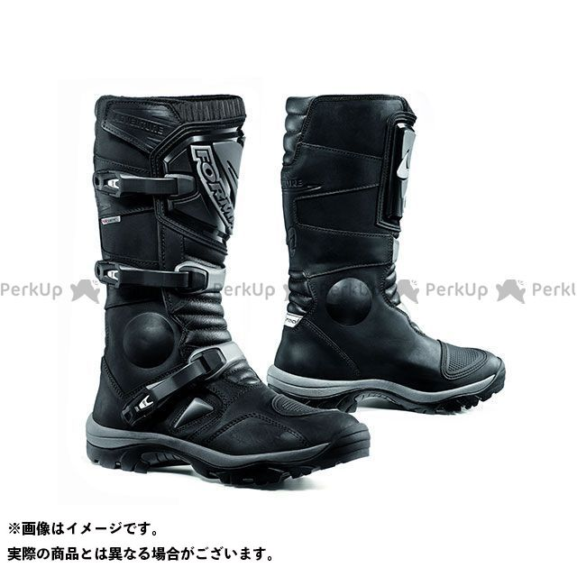 フォーマ オフロードブーツ ADVENTURE カラー:ブラック サイズ:44/27.5cm FORMA