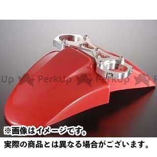 AGRAS エイプ100 XR100モタード フェンダー フロントフェンダー アグラス