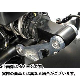 【エントリーで更にP5倍】AGRAS ニンジャ1000・Z1000SX Z1000 その他外装関連パーツ リンクプレート アグラス
