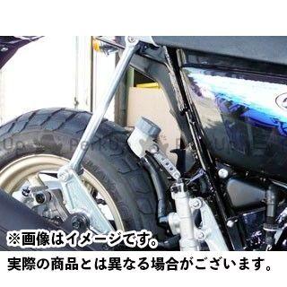 AGRAS エイプ100 マフラーステー・バンド マフラーステーKIT  アグラス
