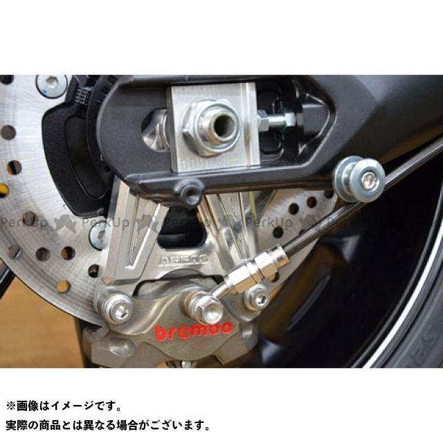 AGRAS MT-07 MT-09 キャリパー リアキャリパーサポート アグラス