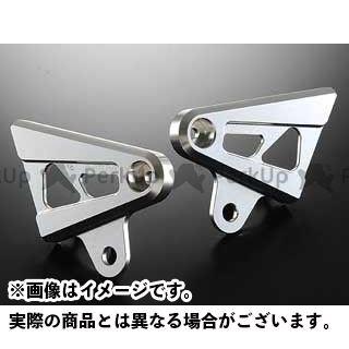 【無料雑誌付き】AGRAS GSX1400 ゼファー1100 電装ステー・カバー類 ライトステー アグラス
