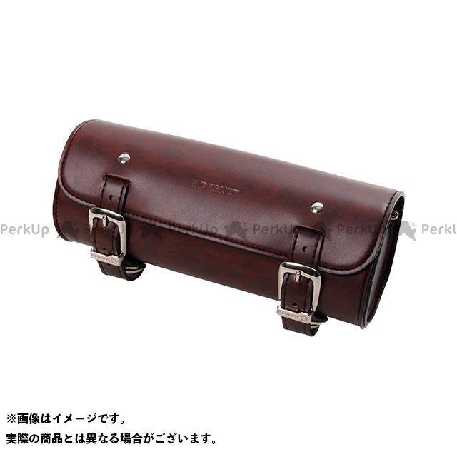デグナー ツーリング用バッグ DTB-2 シンセティックレザーツールバッグ カラー:ブラウン DEGNER