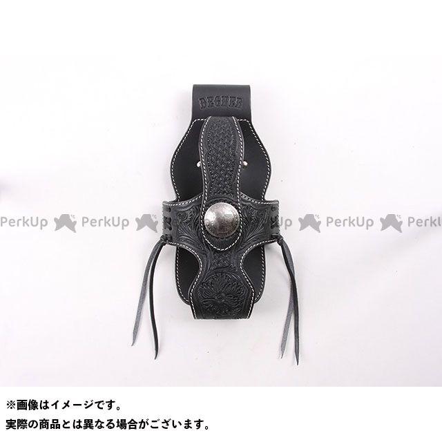 送料無料 DEGNER デグナー 財布 WC-6 カービングウォレットケース ブラック