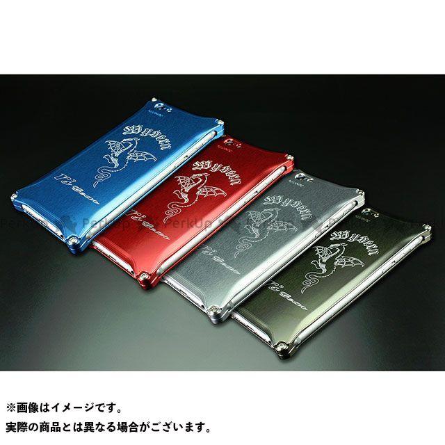 R's GEAR 小物・ケース類 iPhone 6/6s用 ワイバンスマートフォンケース カラー:プラチナブラック アールズギア