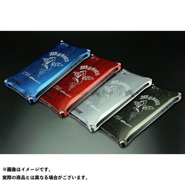 R's GEAR 小物・ケース類 iPhone 5/5s/SE用 ワイバンスマートフォンケース カラー:プラチナブラック アールズギア